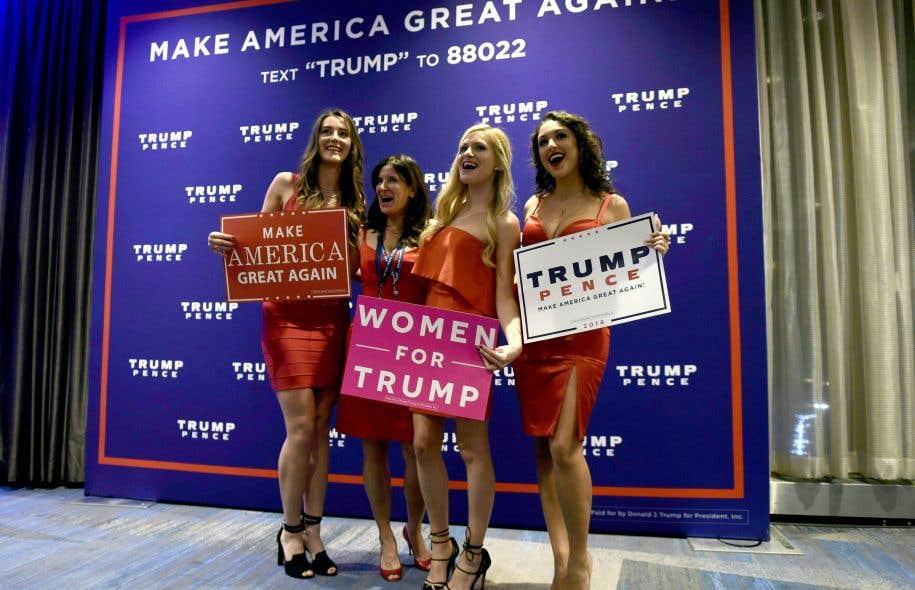 Donald Trump est une innovation politique qui a su se différencier très nettement de sa concurrente, et même des candidats passés et futurs.