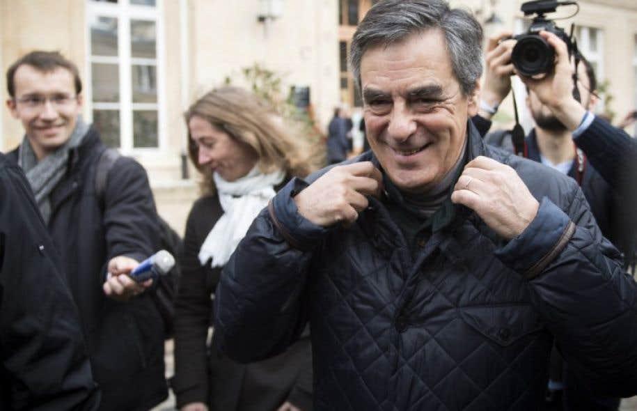 La surprise François Fillon