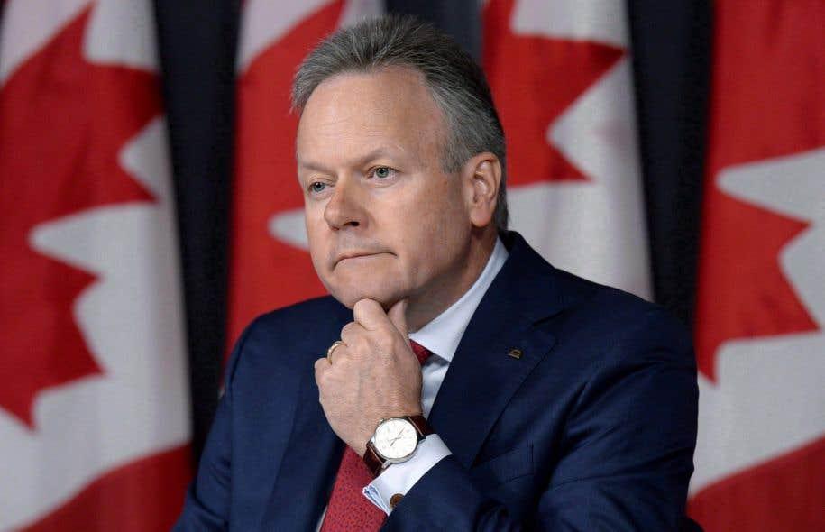 Selon le gouverneur de la Banque du Canada, Stephen Poloz, pour chaque emploi perdu dans le secteur des biens depuis 2001, environ 30 ont été créés dans celui des services.