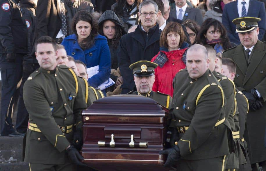 La Sûreté du Québec reste à Lac-Simon, insiste son porte-parole