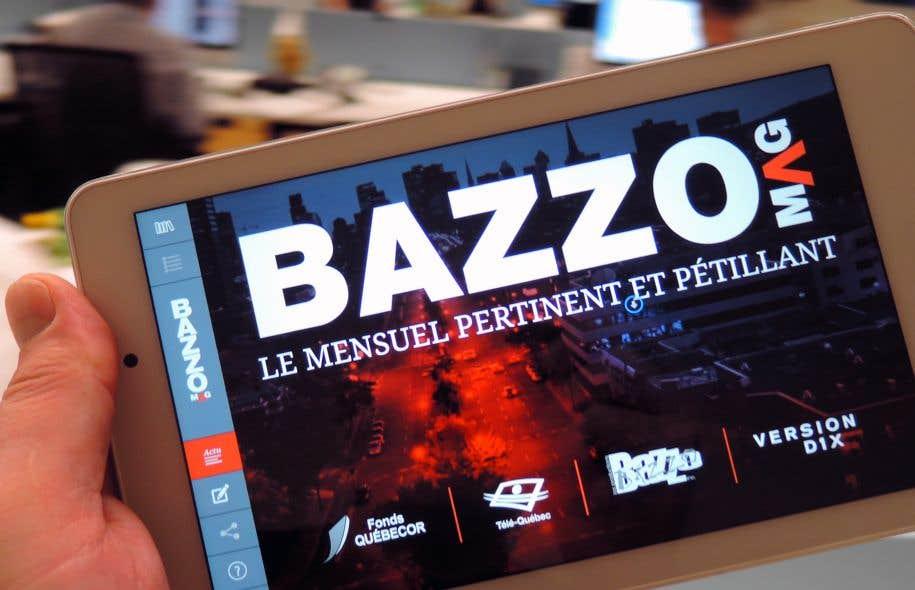 En tout, 17 numéros de «BazzoMag» ont vu le jour, et le dernier sera publié en janvier et chapeauté d'un éditorial d'adieu de Marie-France Bazzo.