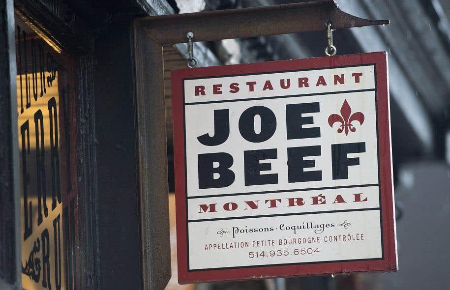 Selon le copropriétaire du restaurant Joe Beef, David McMillan, il y aurait trop de restaurants à Montréal.