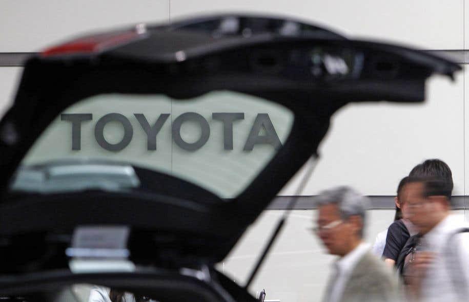Le constructeur japonais Toyota a été pris à partie par Donald Trump.