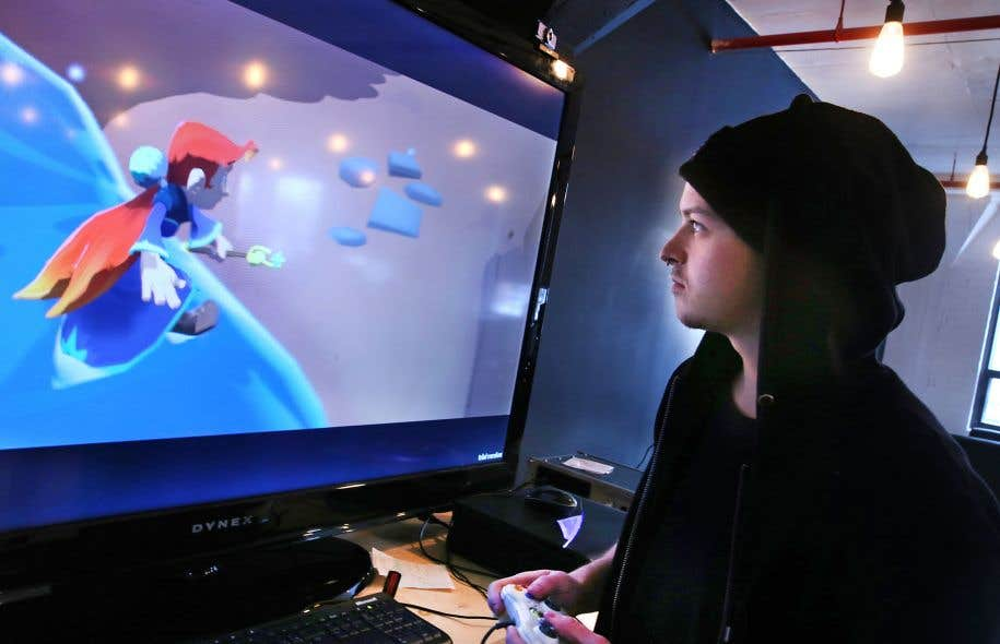 Montréal figure au troisième rang mondial pour ce qui est de la production de jeux vidéo.