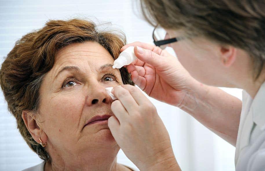 Certains médicaments utilisés en ophtalmologie seront maintenant fournis par le réseau public aux cliniques.