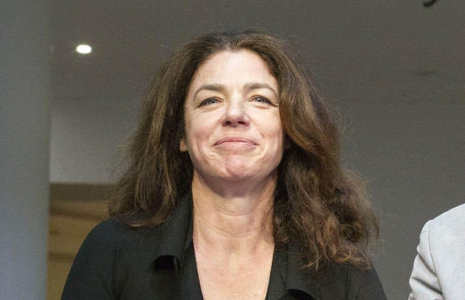 Sylvie Fortin avait été nommée au poste de directrice générale et artistique en 2013.