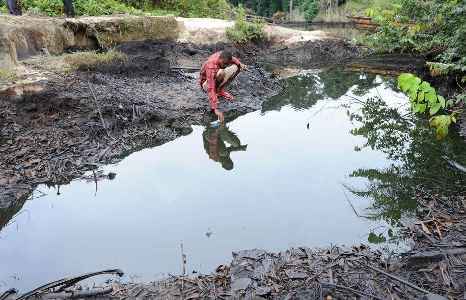 Une enquête de l'ONU avait pointé en 2011 les ravages de la pollution pétrolière dans l'Ogoniland.