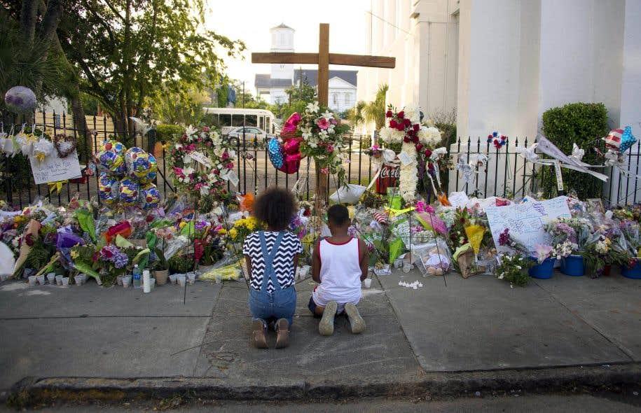 Le suprémaciste blanc Dylann Roof a été condamné à mort le 10 janvier dernier pour le meurtre de neuf personnes de race noire à l'église Emanuel African Methodist Episcopal de Charleston, en Caroline du Nord.