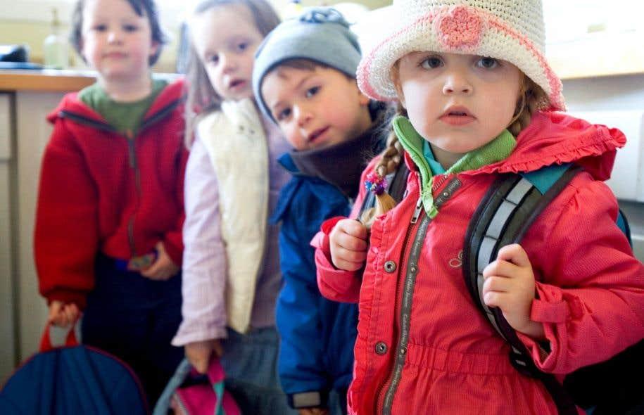 Selon la présidente de la Centrale des syndicats du Québec, Louise Chabot, le véritable danger qui menace le réseau, c'est la fiscalité qui l'entoure, rendant presque plus avantageux pour les parents de fréquenter des garderies commerciales plutôt que des CPE.