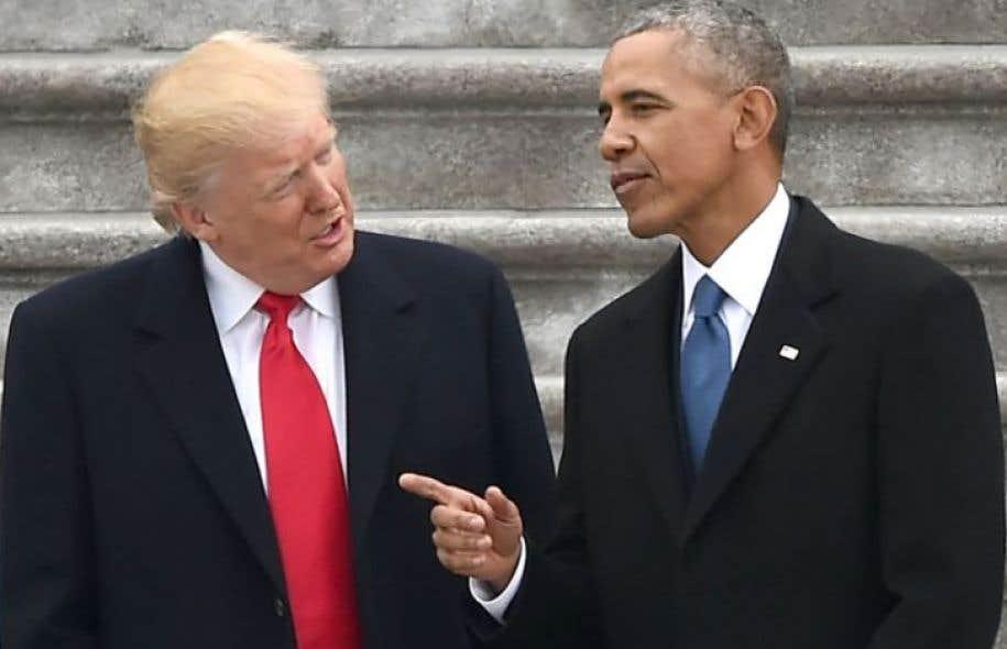 Selon Robert Kagan, les Américains sont en colère à cause de «la haine d'Obama» que la propagande républicaine a su leur insuffler et dont Trump «a eu la chance» de recueillir les fruits.
