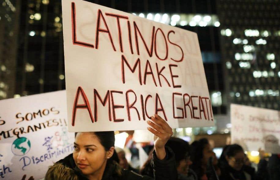 Cette arrestation inédite fait planer l'incertitude sur le sort de quelque 750 000 autres immigrés concernés par le décret DACA.