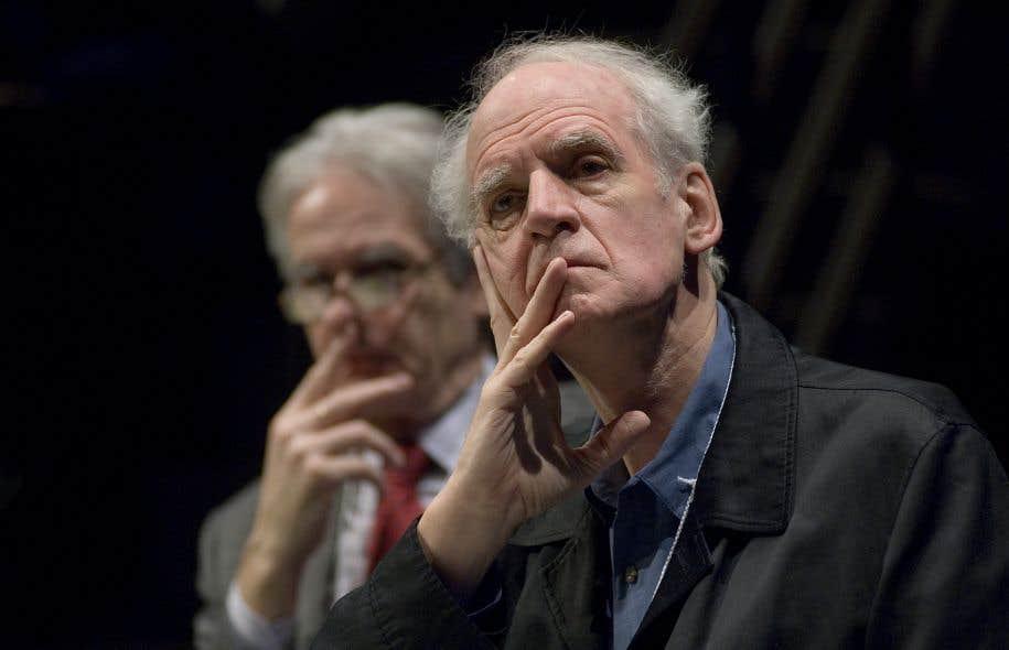 MM. Bouchard et Taylor (notre photo) ont recommandé dans leur rapport d'interdire le port de signes religieux pour les personnes représentant l'autorité coercitive de l'État.