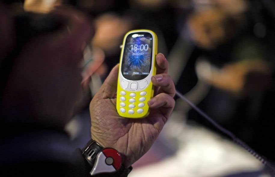 Vendu 68$CAD, le Nokia 3310 devra faire face à un marché du mobile compétitif.