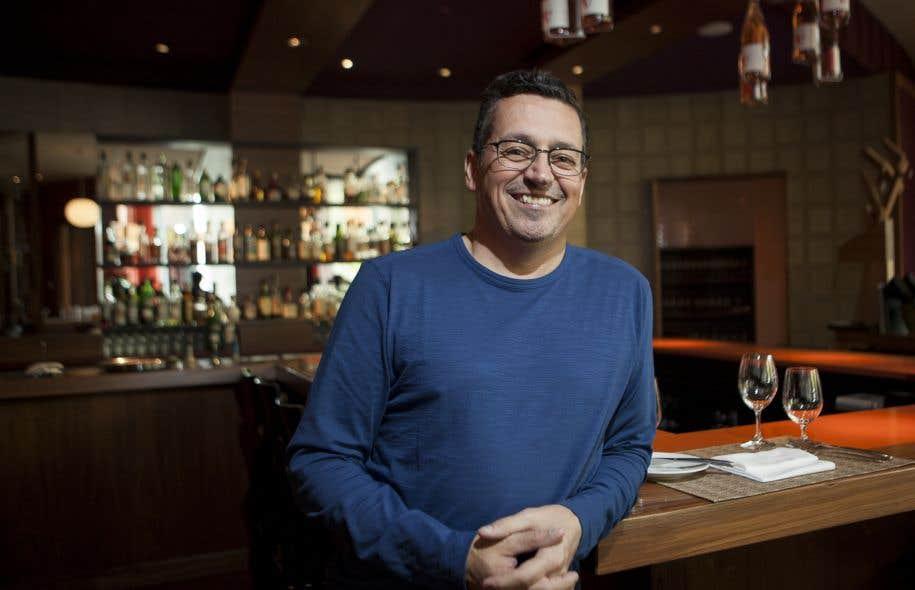 Normand Laprise Restaurant Montreal