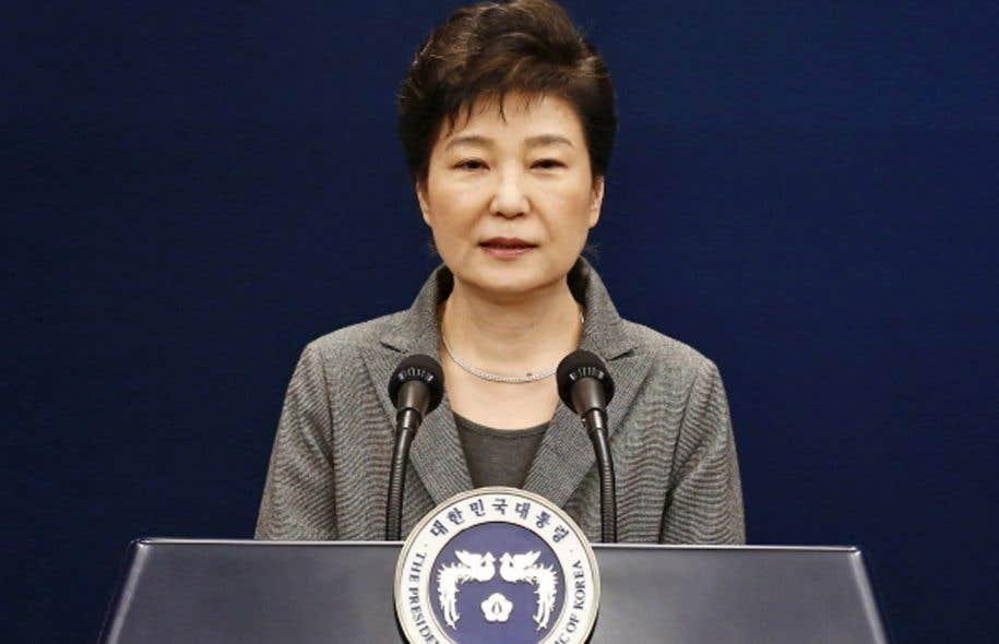 La Cour constitutionnelle sud-coréenne confirme la destitution de la présidente Park
