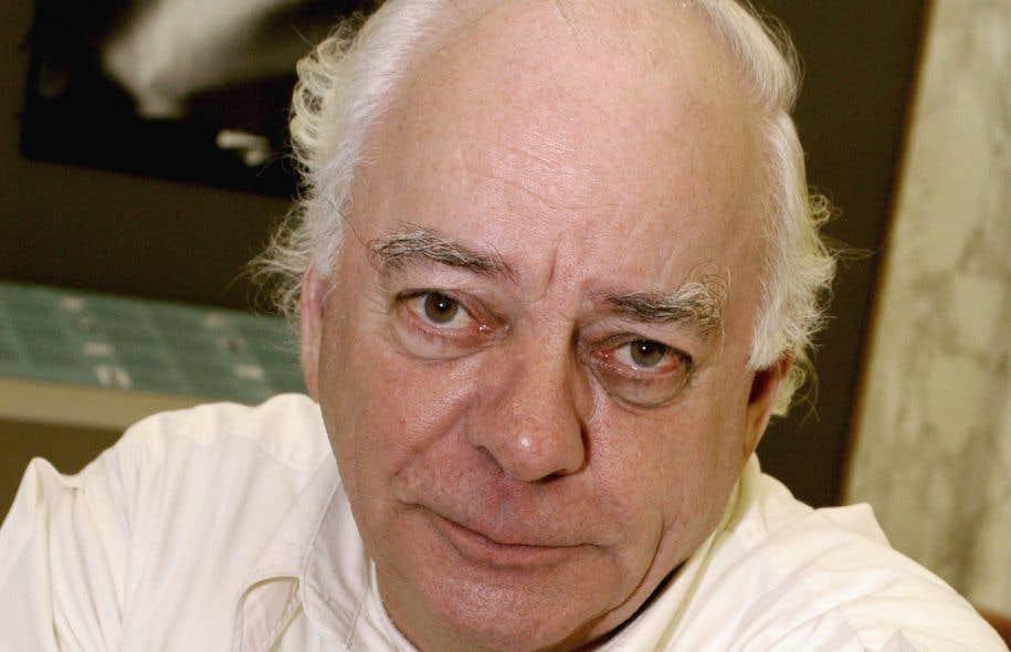 Laurent Laplante en 2003