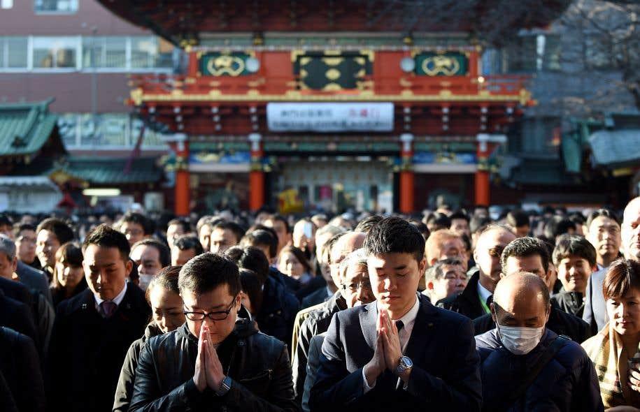 Le Japon forme une société monoculturelle et les Japonais tiennent à ce que cela reste ainsi.