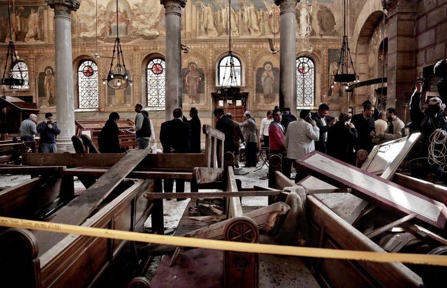 Le pape François se rendra au Caire les 28 et 29 avril. En décembre 2016, une église de cette ville a été visée par un attentat meurtrier annoncé comme précurseur d'une série d'attaques contre les chrétiens égyptiens.