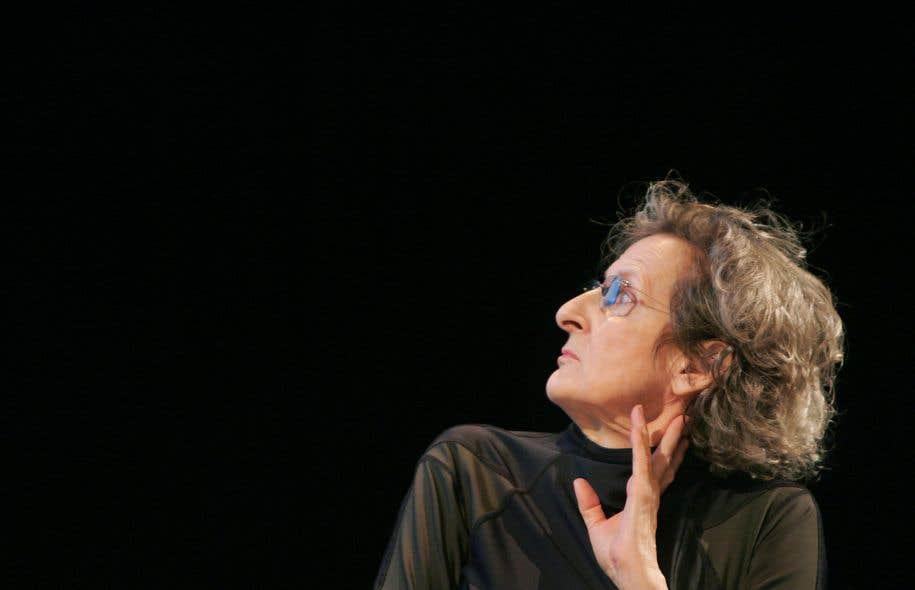 La chorégraphe américaine Trisha Brown, grande figure de la danse contemporaine