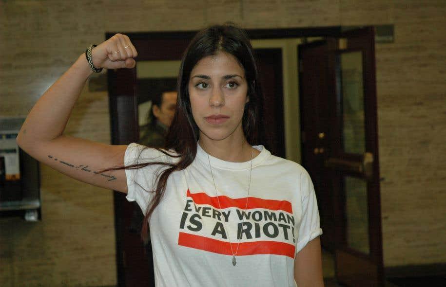 Neda Topaloski a été acquittée des trois chefs d'accusation qui pesaient contre elle.