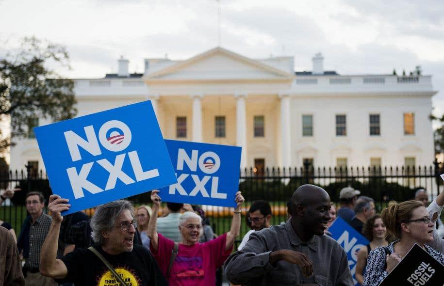 Etats-Unis : le projet d'oléoduc Keystone XL approuvé avant lundi