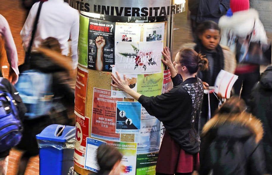 L'université doit-elle vraiment être l'espace de débats idéologiques? Le but de l'université est avant tout le progrès de la connaissance objective.