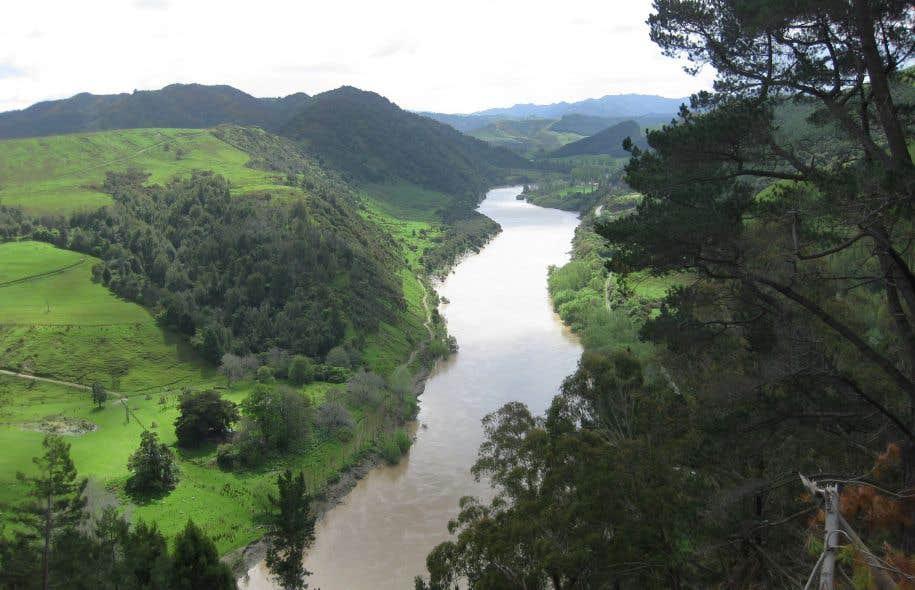 Le fleuve Whanganui, en Nouvelle-Zélande, est le premier fleuve à avoir obtenu un statut légal.