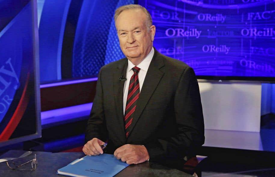 La chaîne américaine Fox News a annoncé mercredi le départ de son présentateur vedette Bill O'Reilly, l'un des plus populaires des États-Unis.