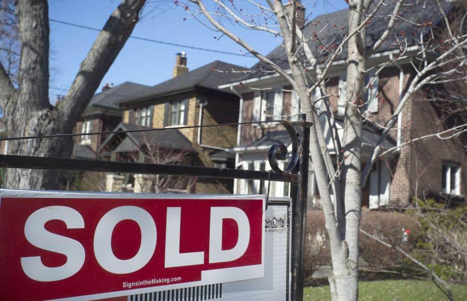 Ces mesures visent à ralentir le marché immobilier de la grande région de Toronto.