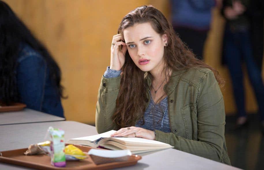 «Treize raisons» raconte l'histoire d'une adolescente américaine qui s'enlève la vie et laisse un témoignage en treize volets audio.