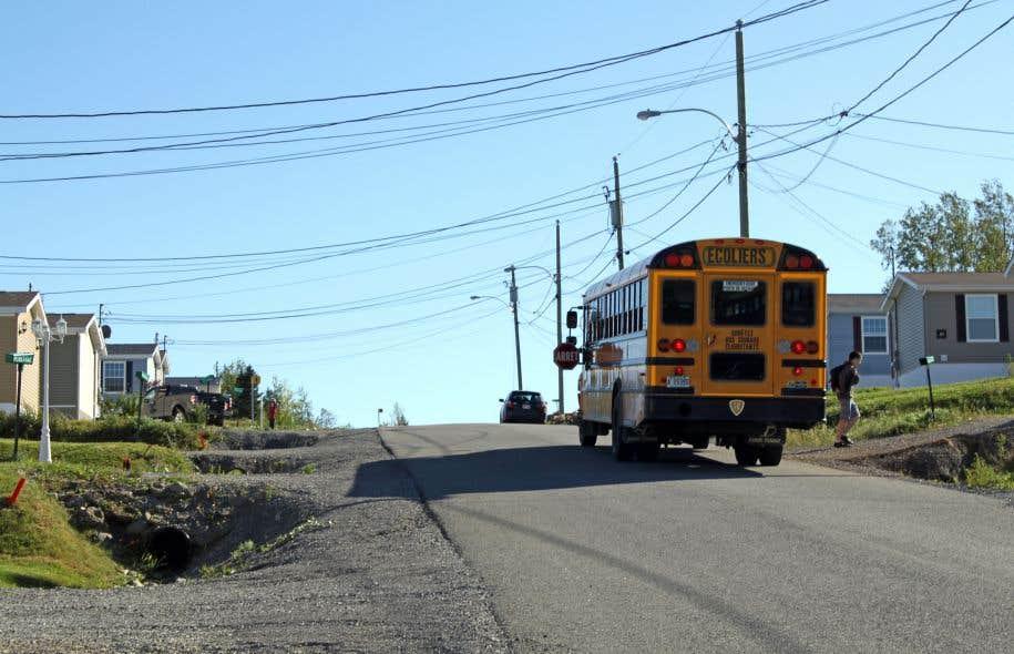 Les forages du projet Haldimand de Pétrolia sont situés à environ 350 mètres d'un secteur résidentiel de Gaspé.