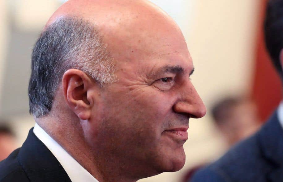 L'homme d'affaires Kevin O'Leary