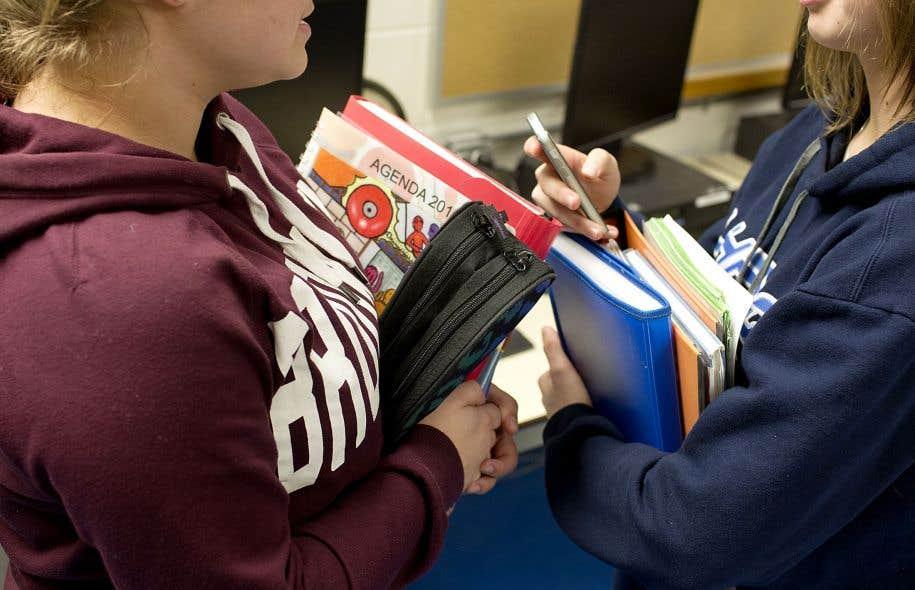 Il arrive que les directions d'école demandent à des enseignants d'augmenter la note d'un ou de plusieurs élèves.