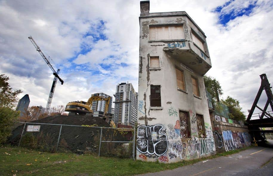 La tour d'aiguillage de Wellington, située dans le Quartier de l'innovation, deviendra un espace consacré à l'urbanité, dont l'ouverture est prévue en 2018.