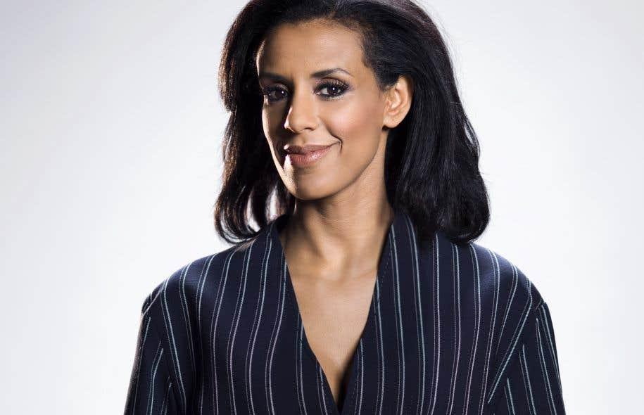 C'est en 2008 que Rebecca Makonnen a fait ses débuts à Radio-Canada, à titre de chroniqueuse à l'émission de René Homier-Roy.