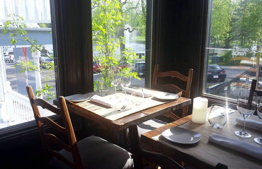 Le maudit Français offre un menu classique, très français, presque familial, avec des accents venus de l'enfance du chef.