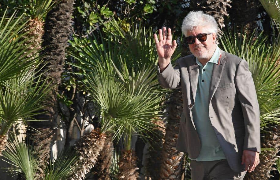 Le réalisateur Pedro Almodóvar préside cette année le jury des films en compétition