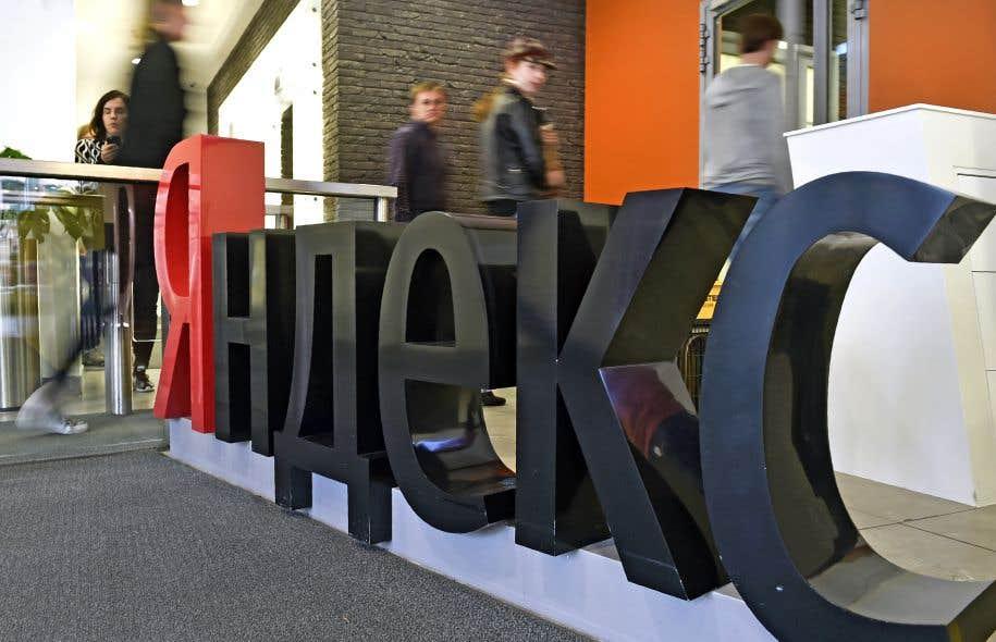 Le moteur de recherche russe Yandex a été bloqué mardi.