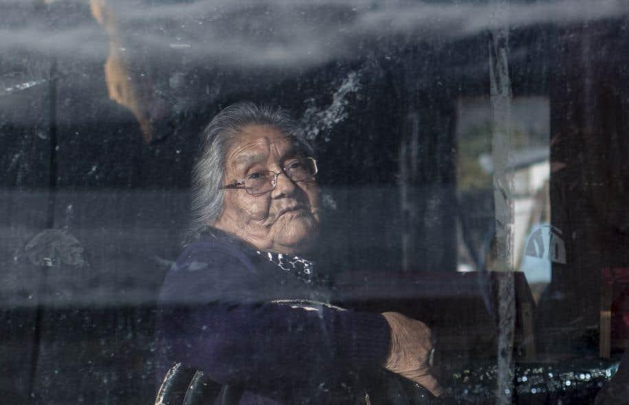 Cristina Calderón, 89 ans, est la dernière locutrice yagan.