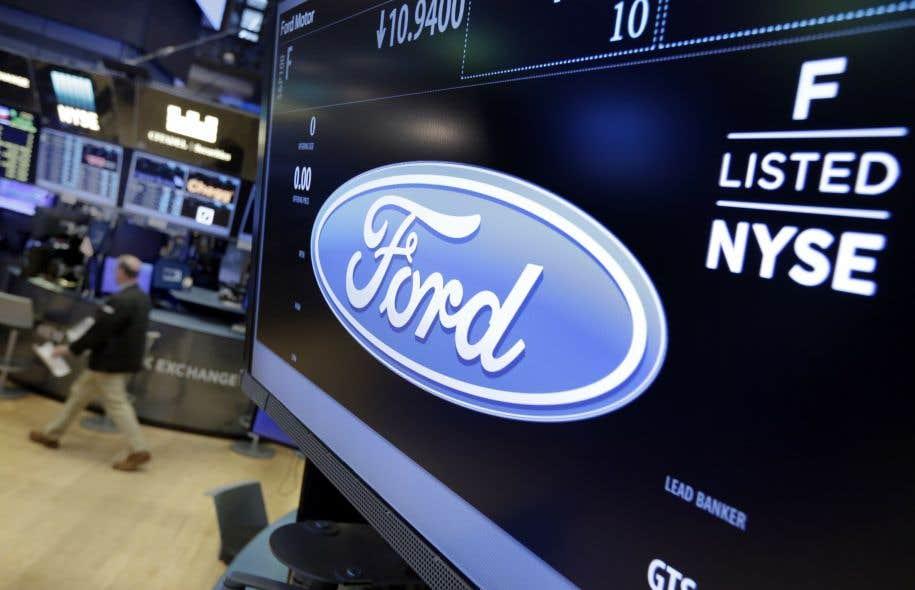 Le titre de Ford a plongé d'environ 40% au cours des trois dernières années.