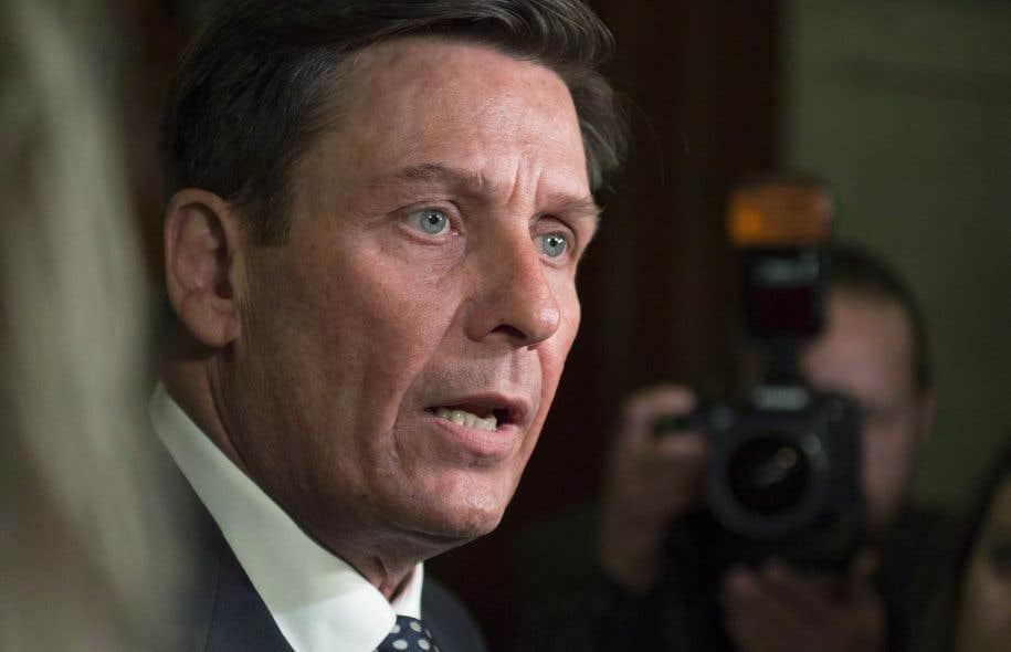 «Ce que l'on souhaite, [c'est] que le Québec ait une voix forte au sein de la banque», a déclaré le président du Conseil du Trésor, Pierre Moreau.<br />