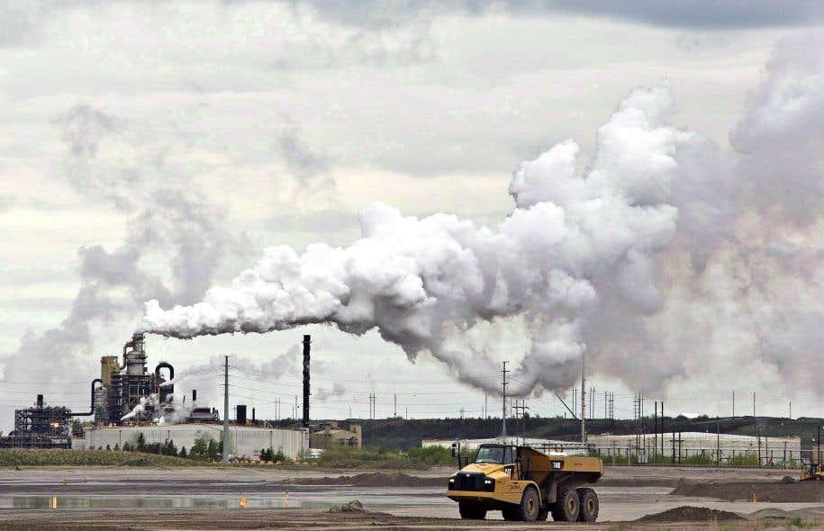 Le Canada s'est engagé à réduire les émissions de gaz à effet de serre de 30 pour cent d'ici 2030 sous le niveau de 2005.