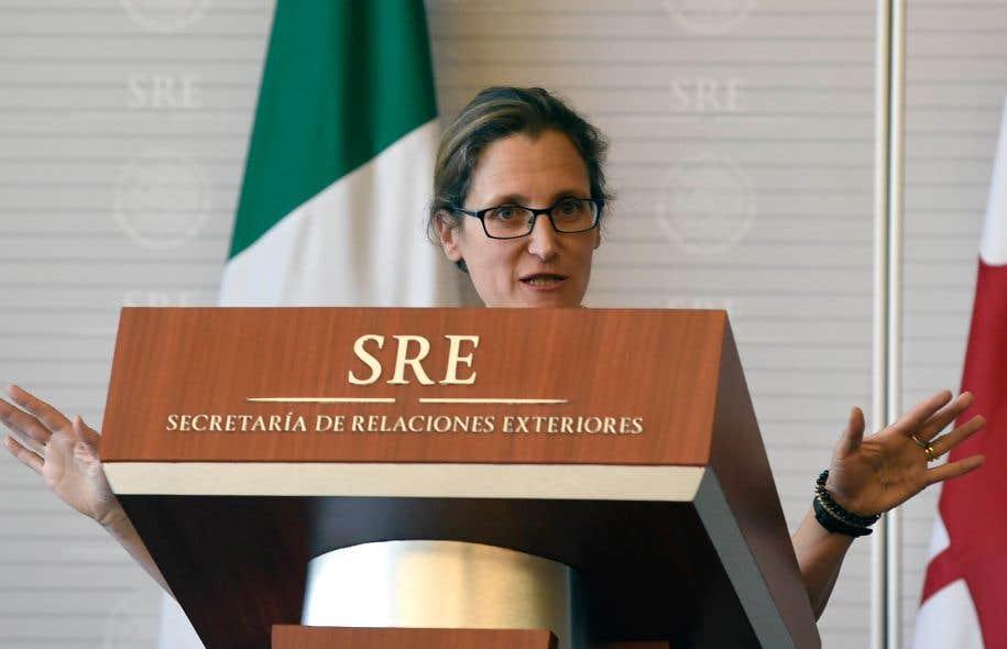 Mexique et Canada demandent une renégociation