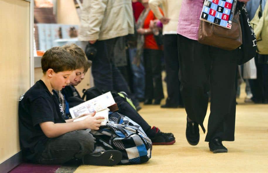 Les enfants sont des lecteurs tout aussi grands et exigeants que les adultes, défend Vincent Cuvellier.