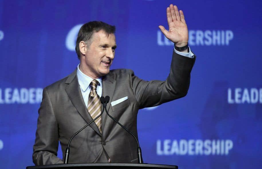 Canada: Andrew Scheer nouveau chef du parti conservateur