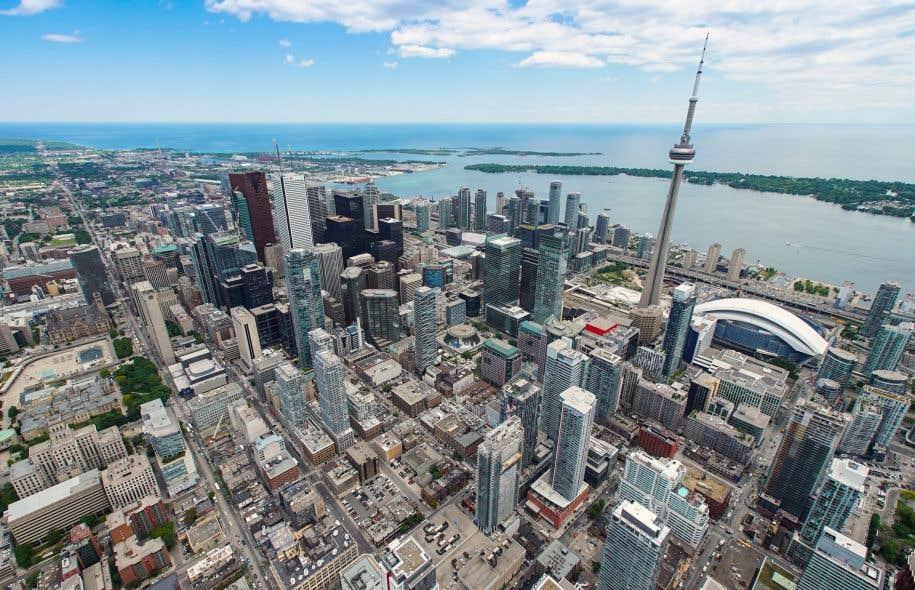 L'OCDE prévoit que cette année, le PIB du Canada progressera de 2,8%, le double de la croissance de 1,4% relevée en 2016.