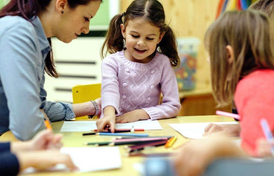La maternelle 4 ans aura un programme qui lui sera propre, et celui de la maternelle 5 ans sera revu.
