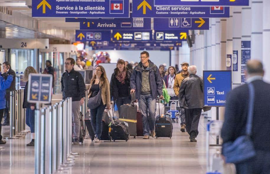 Moins d'attente à la frontière — Montréal-Trudeau