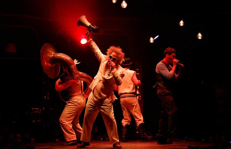 Dans le genre cabaret osé, on a déjà vu mieux que «Limbo» au programme de Montréal complètement cirque.