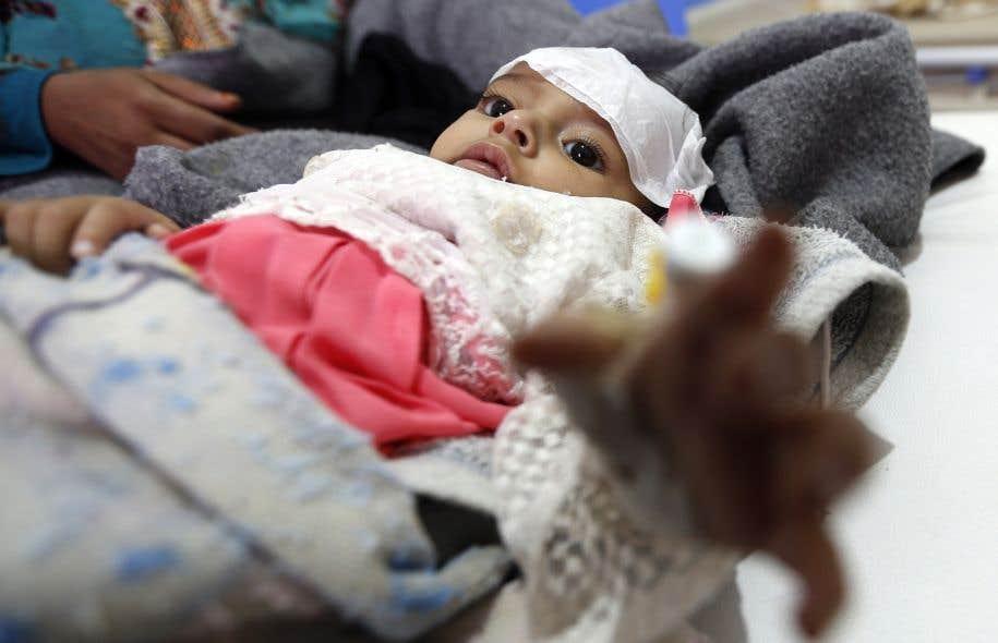 Plus de 300.000 cas suspects et déjà 1.600 morts au Yémen — Choléra